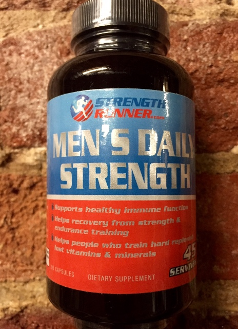 Daily Multi-Vitamins & Minerals : Men's Daily Strength Multi ...