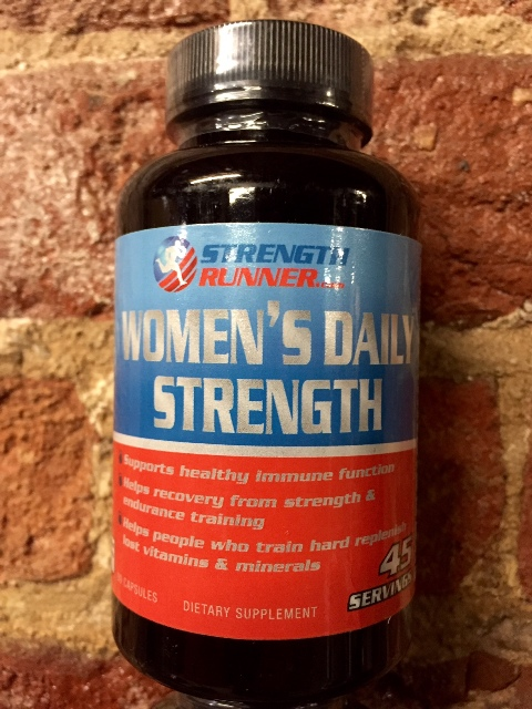 Daily Multi-Vitamins & Minerals : Women's Daily Strength Multi ...