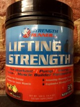 SR Lifting strength fruit punch brick